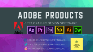 Best Adobe Products for designers