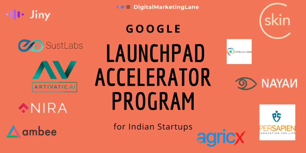 Google Launchpad Accelerator Program for Indian Startups