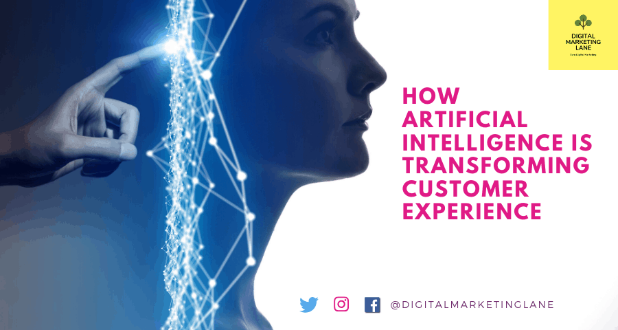 using AI to drive customer experience