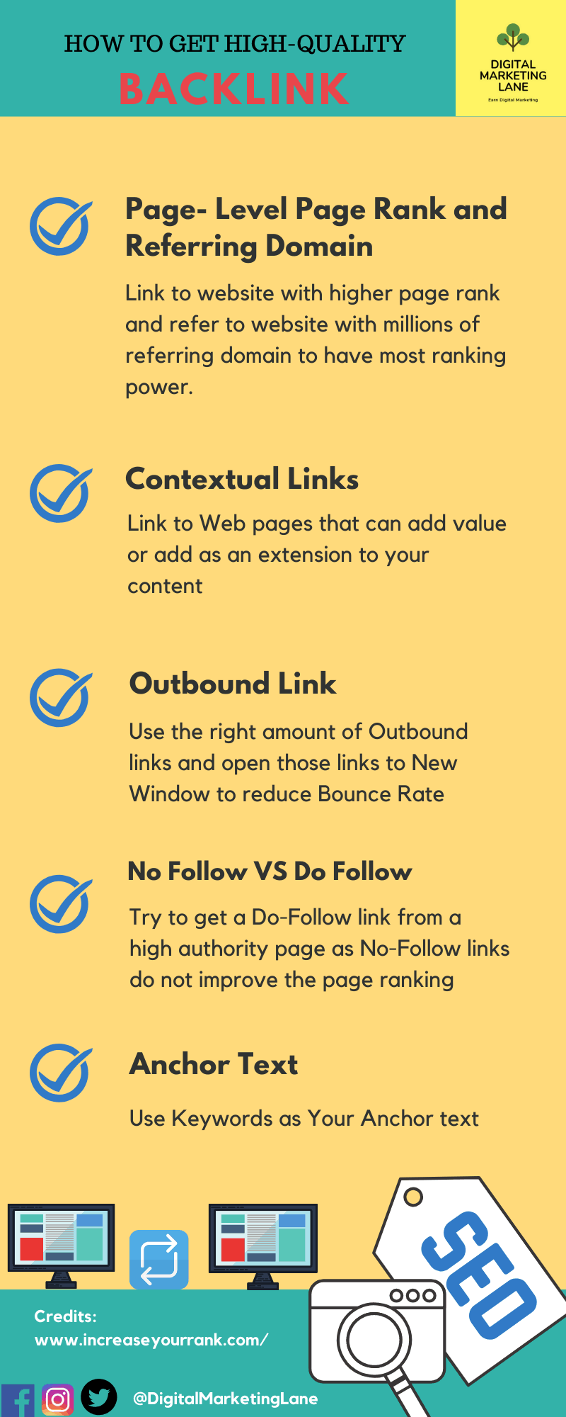 How to Get High-Quality Backlinks - Link Building strategy
