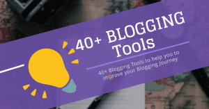 Blogging Tools Resources