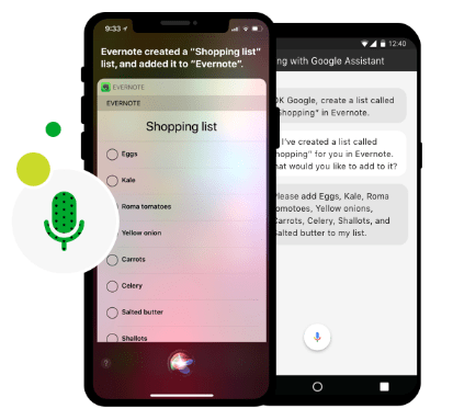 Evernote free productivity apps