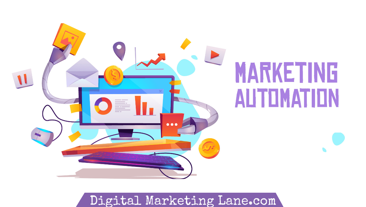 Marketing Automation feature of email marketing software