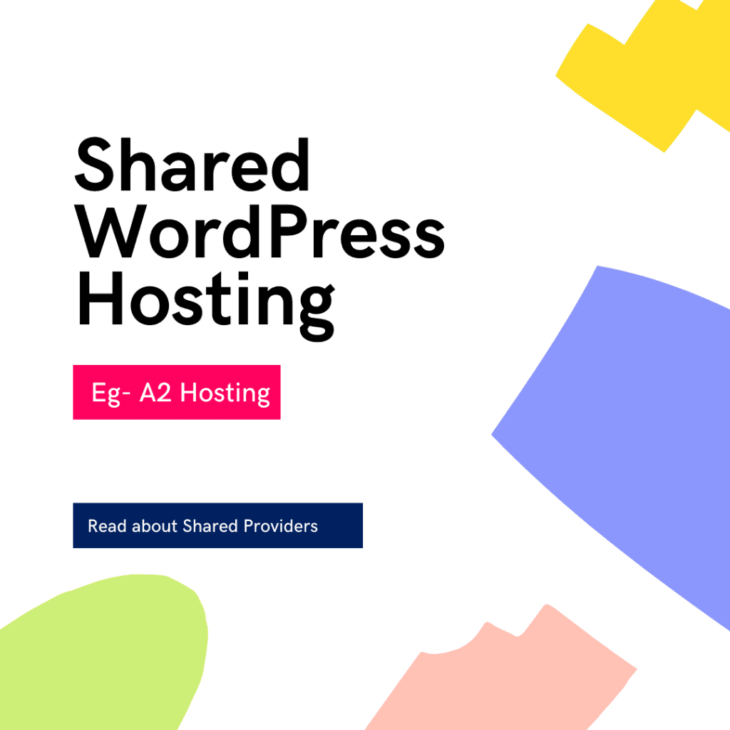Shared WordPress Hosting - WordPress Website hosting