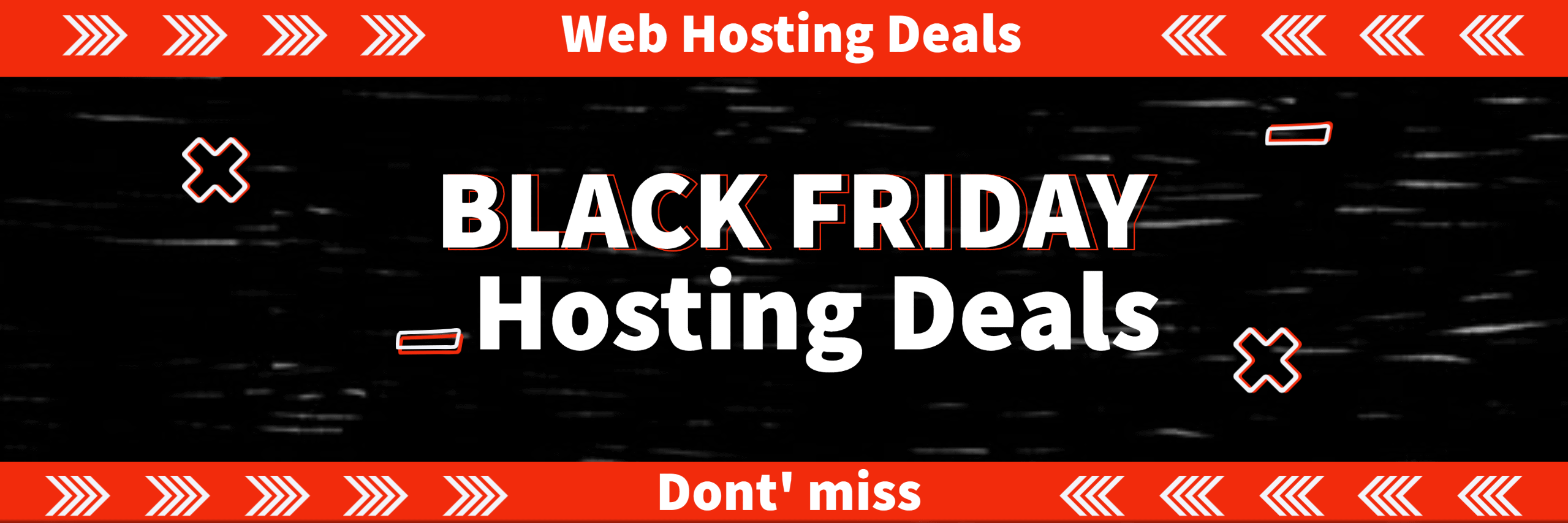 Black Friday Shared Hosting