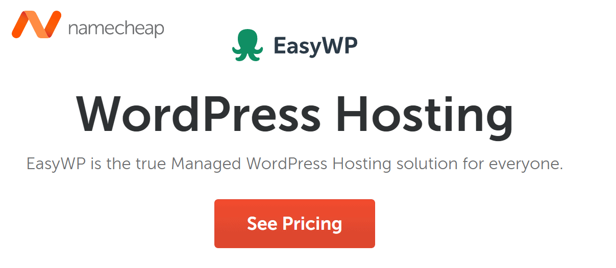 Name Cheap WordPress Hosting