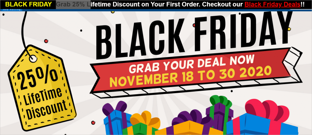 Accuweb hosting Black Friday Offer 2020