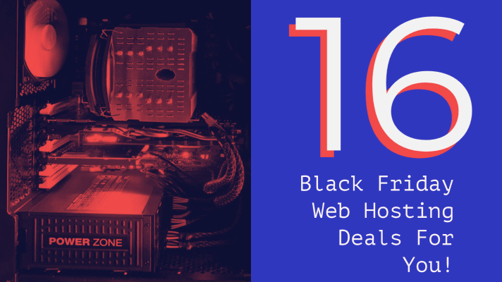 Black Friday Web Hosting Deals 2020