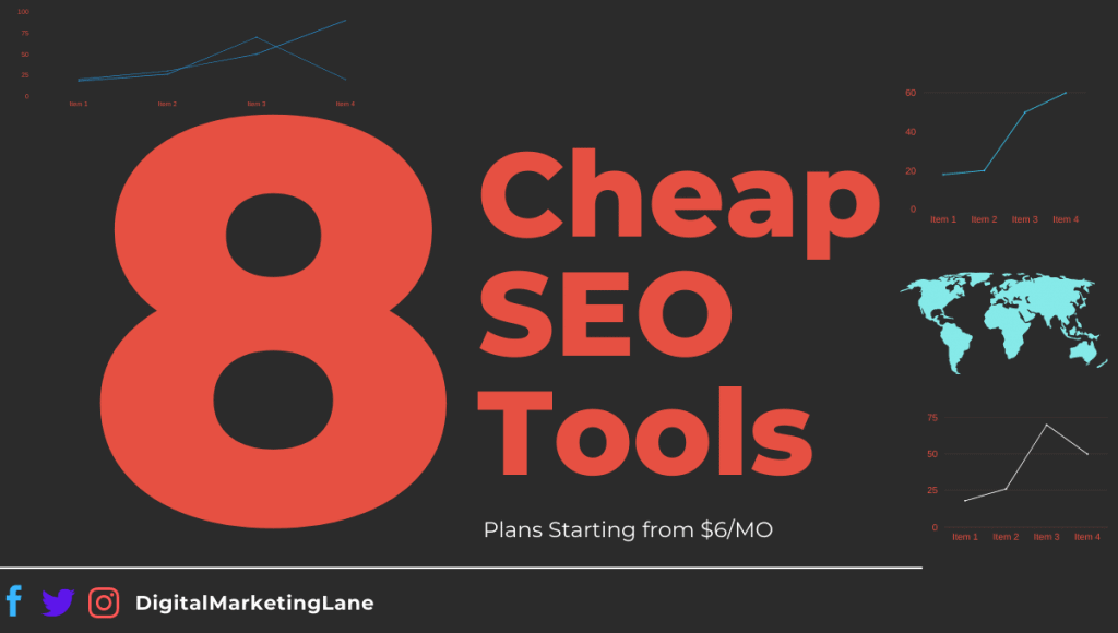 Best Cheap SEO Tools Free Online SEO tools