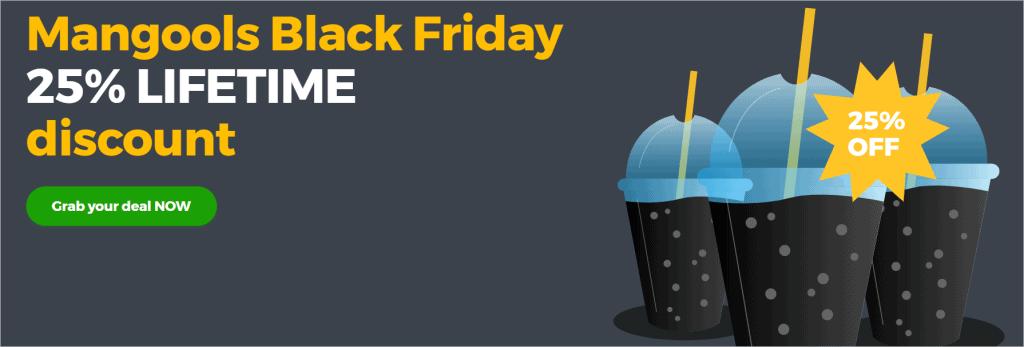 mangools Black Friday Sale