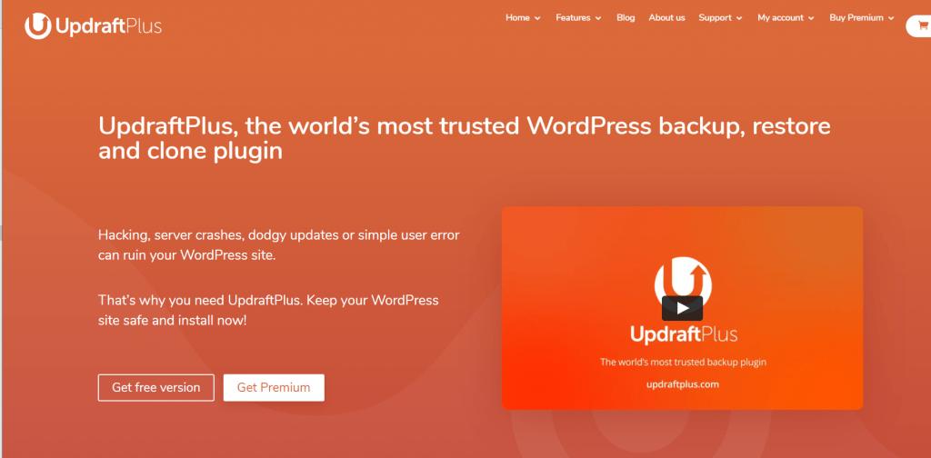 WordPress Plugin Backups