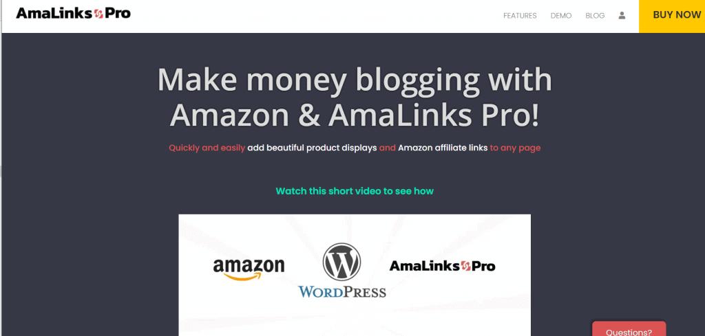 WordPress Plugin for Amazon