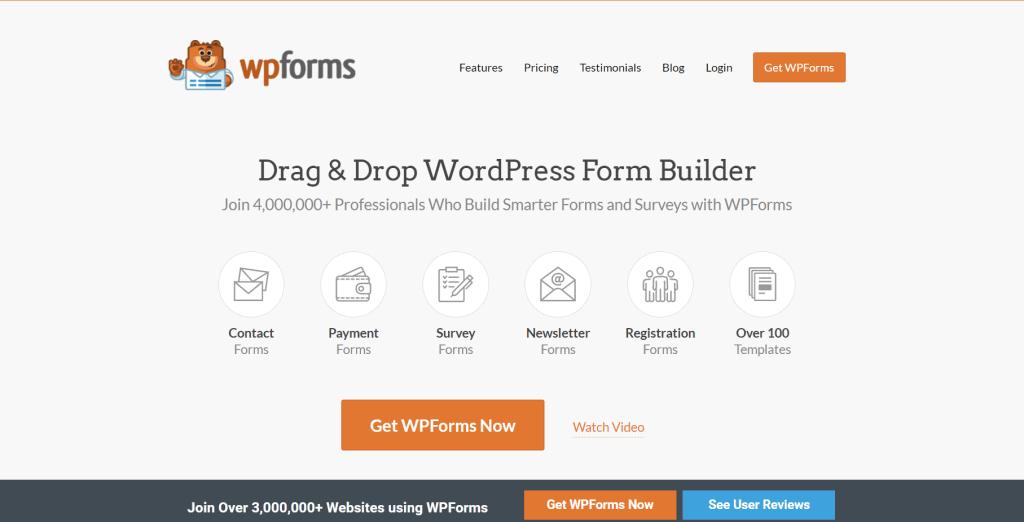 Form WordPress Plugins