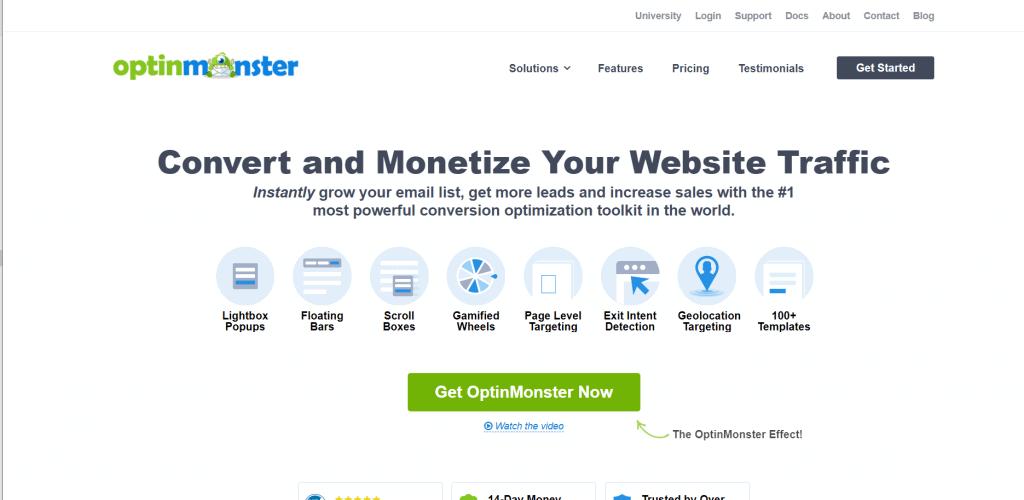 WordPress Plugin for Pop ups