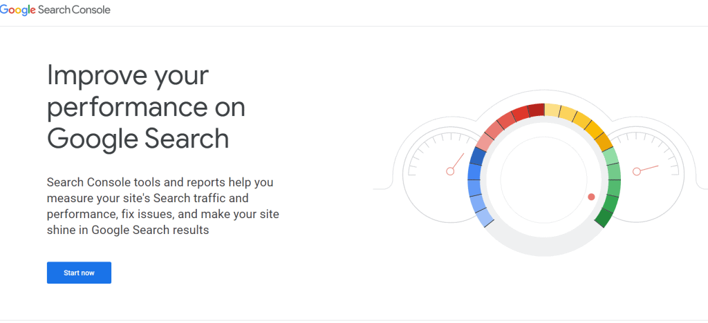 google search console free seo tool